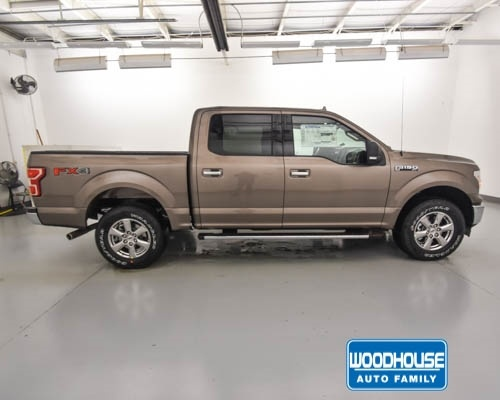2018 F-150 SuperCrew Cab 4x4,  Pickup #T183678 - photo 4