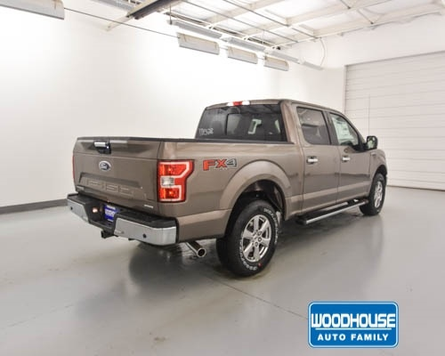 2018 F-150 SuperCrew Cab 4x4,  Pickup #T183678 - photo 2