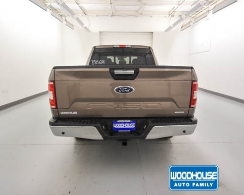 2018 F-150 SuperCrew Cab 4x4,  Pickup #T183678 - photo 5