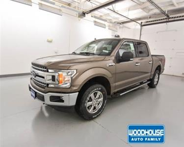 2018 F-150 SuperCrew Cab 4x4,  Pickup #T183678 - photo 1