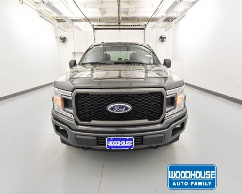 2018 F-150 SuperCrew Cab 4x4,  Pickup #T183686 - photo 3