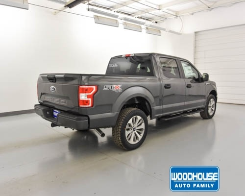 2018 F-150 SuperCrew Cab 4x4,  Pickup #T183686 - photo 2