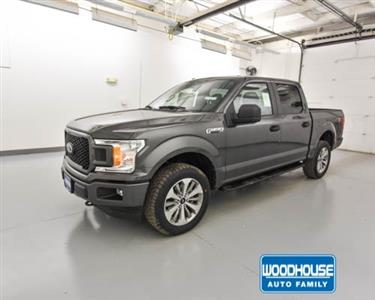 2018 F-150 SuperCrew Cab 4x4,  Pickup #T183686 - photo 1