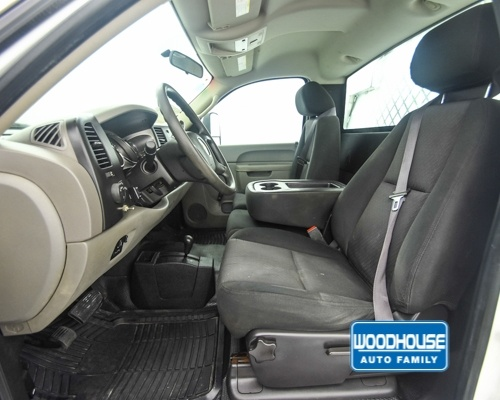 2014 Silverado 3500 Regular Cab 4x4,  Platform Body #T188350A - photo 10