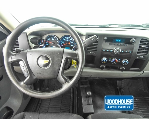 2014 Silverado 3500 Regular Cab 4x4,  Platform Body #T188350A - photo 12