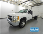 2014 Silverado 3500 Regular Cab 4x4,  Platform Body #T188350A - photo 1