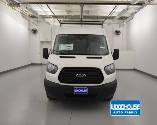 2019 Transit 250 Med Roof 4x2,  Empty Cargo Van #T190170 - photo 3