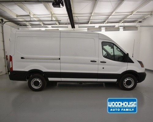 2019 Transit 250 Med Roof 4x2,  Empty Cargo Van #T190170 - photo 4