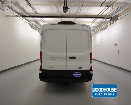 2019 Transit 250 Med Roof 4x2,  Empty Cargo Van #T190170 - photo 6