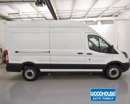 2019 Transit 250 High Roof 4x2,  Empty Cargo Van #T190191 - photo 4