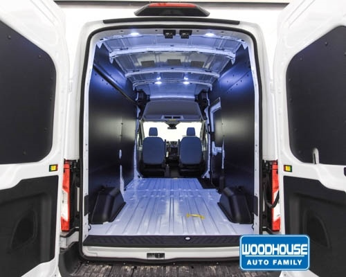 2019 Transit 250 High Roof 4x2,  Empty Cargo Van #T190191 - photo 2