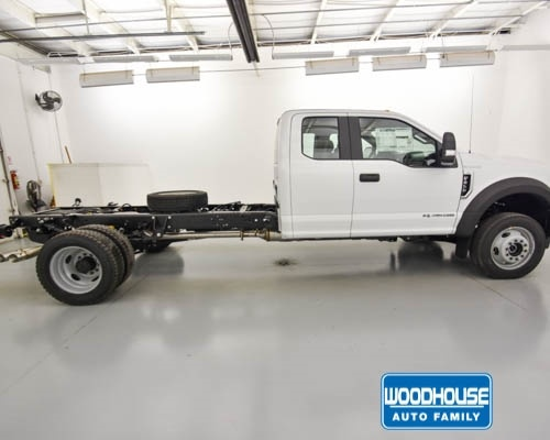 2019 F-450 Super Cab DRW 4x4,  Cab Chassis #T190223 - photo 4
