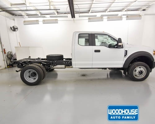 2019 F-450 Super Cab DRW 4x4,  Cab Chassis #T190229 - photo 4