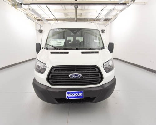 2019 Transit 350 Med Roof 4x2,  Passenger Wagon #T190232 - photo 3