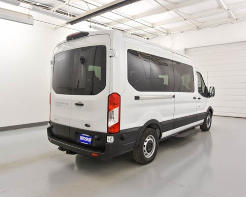 2019 Transit 350 Med Roof 4x2,  Passenger Wagon #T190232 - photo 2