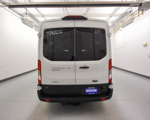 2019 Transit 350 Med Roof 4x2,  Passenger Wagon #T190232 - photo 5