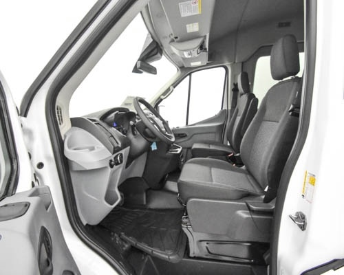 2019 Transit 350 Med Roof 4x2,  Passenger Wagon #T190232 - photo 6