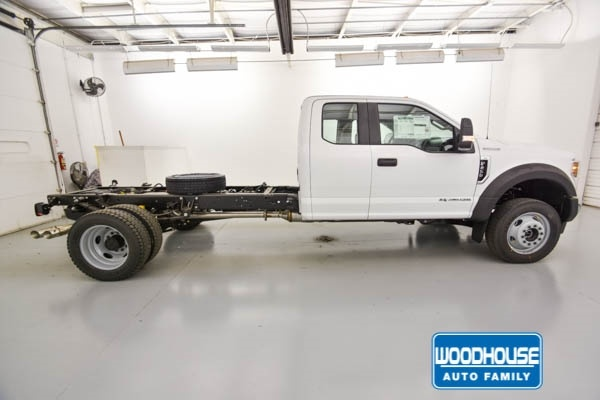 2019 F-450 Super Cab DRW 4x4,  Cab Chassis #T190239 - photo 4