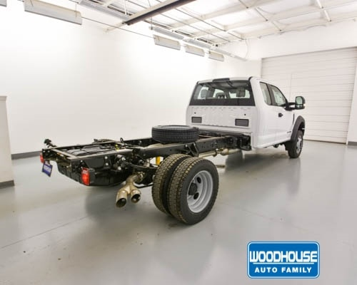 2019 F-450 Super Cab DRW 4x4,  Cab Chassis #T190239 - photo 2