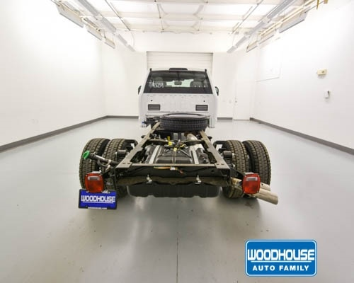 2019 F-450 Super Cab DRW 4x4,  Cab Chassis #T190239 - photo 5