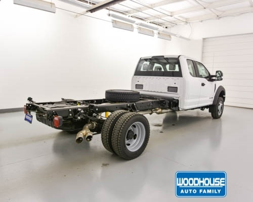 2019 F-450 Super Cab DRW 4x4,  Cab Chassis #T190248 - photo 2
