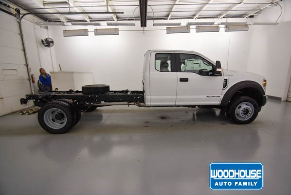 2019 F-450 Super Cab DRW 4x4,  Cab Chassis #T190264 - photo 4
