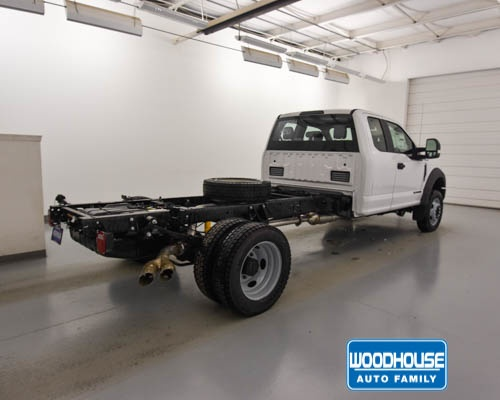 2019 F-450 Super Cab DRW 4x4,  Cab Chassis #T190264 - photo 2