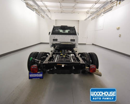 2019 F-450 Super Cab DRW 4x4,  Cab Chassis #T190264 - photo 5