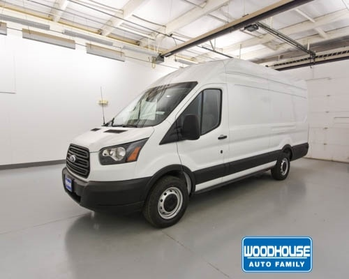 2019 Transit 350 High Roof 4x2,  Empty Cargo Van #T190268 - photo 1
