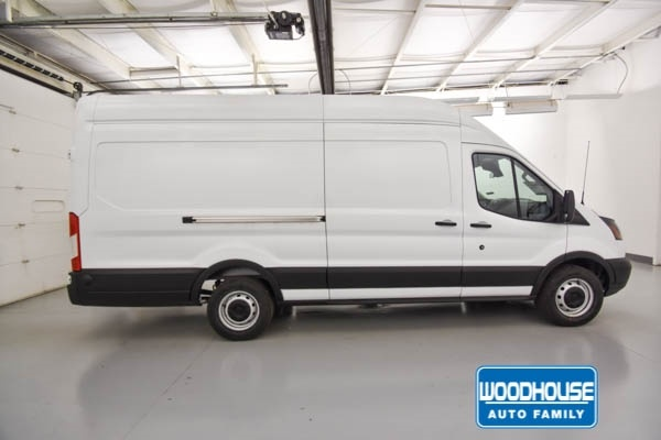 2019 Transit 350 High Roof 4x2,  Empty Cargo Van #T190268 - photo 4