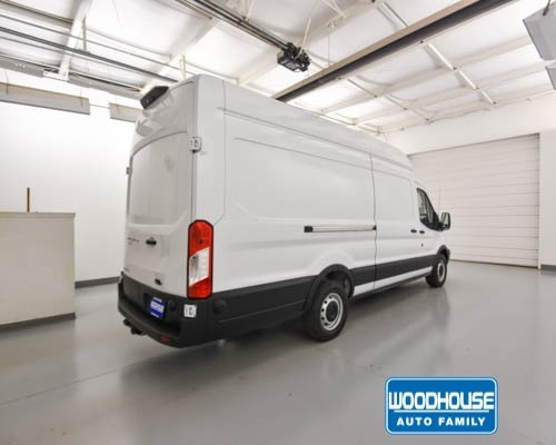 2019 Transit 350 High Roof 4x2,  Empty Cargo Van #T190268 - photo 5