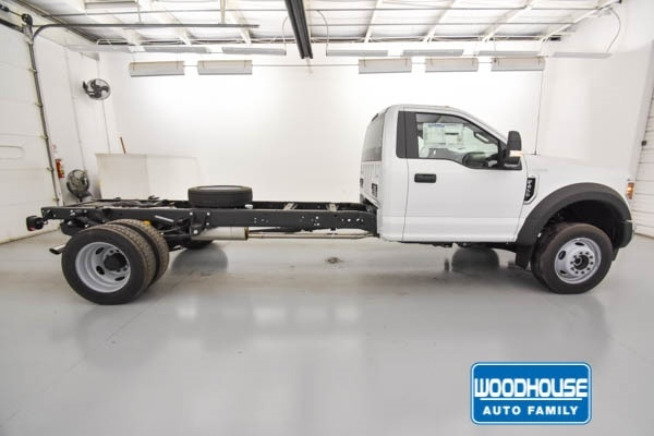 2019 F-450 Regular Cab DRW 4x4,  Cab Chassis #T190270 - photo 4