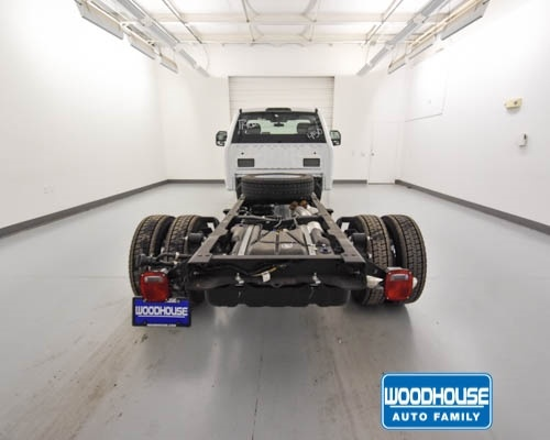 2019 F-450 Regular Cab DRW 4x4,  Cab Chassis #T190270 - photo 5