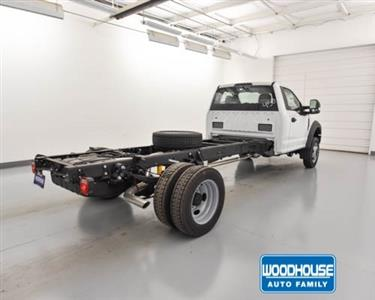 2019 F-450 Regular Cab DRW 4x4,  Cab Chassis #T190270 - photo 2