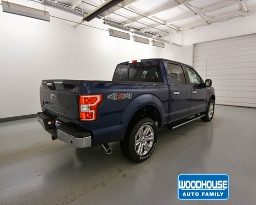 2019 F-150 SuperCrew Cab 4x4,  Pickup #T190519 - photo 2
