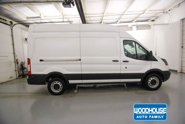 2019 Transit 250 High Roof 4x2,  Empty Cargo Van #T190673 - photo 4