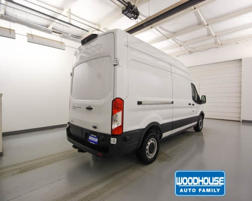 2019 Transit 250 High Roof 4x2,  Empty Cargo Van #T190673 - photo 5