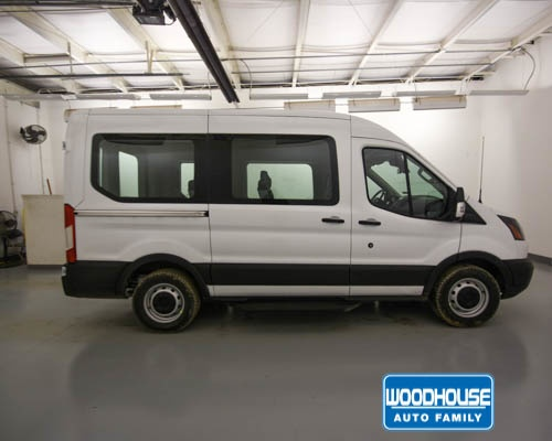 2019 Transit 150 Med Roof 4x2,  Passenger Wagon #T190712 - photo 4