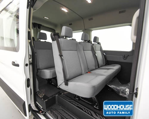 2019 Transit 150 Med Roof 4x2,  Passenger Wagon #T190712 - photo 8