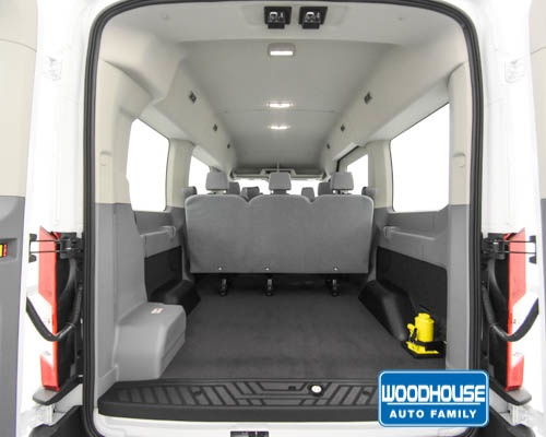 2019 Transit 150 Med Roof 4x2,  Passenger Wagon #T190712 - photo 2