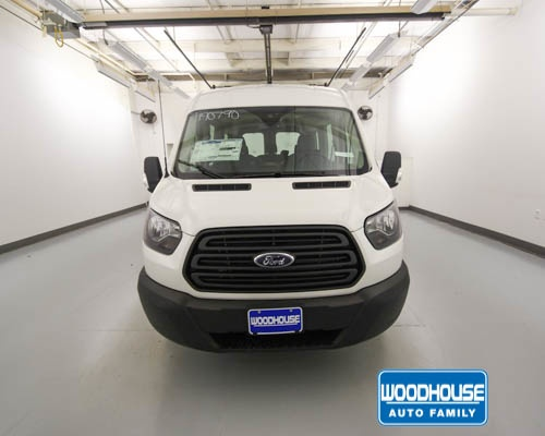 2019 Transit 150 Med Roof 4x2,  Passenger Wagon #T190790 - photo 3