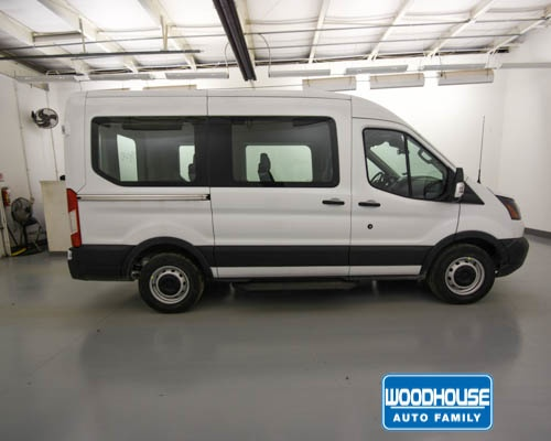 2019 Transit 150 Med Roof 4x2,  Passenger Wagon #T190790 - photo 4