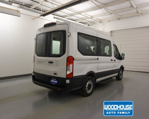 2019 Transit 150 Med Roof 4x2,  Passenger Wagon #T190790 - photo 2