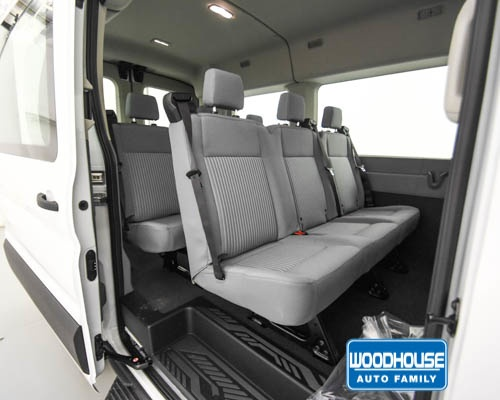 2019 Transit 150 Med Roof 4x2,  Passenger Wagon #T190790 - photo 7