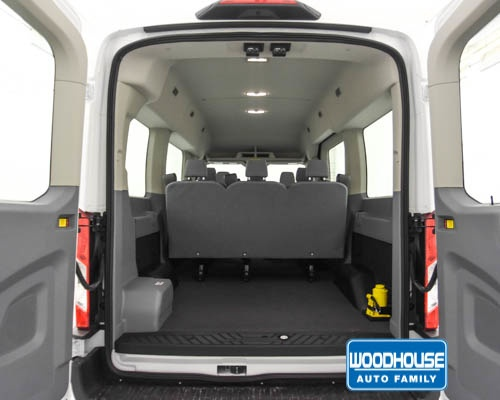 2019 Transit 150 Med Roof 4x2,  Passenger Wagon #T190790 - photo 8