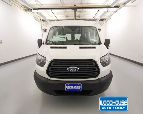 2019 Transit 150 Med Roof 4x2,  Passenger Wagon #T190791 - photo 3