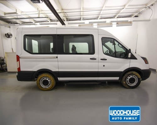 2019 Transit 150 Med Roof 4x2,  Passenger Wagon #T190791 - photo 4