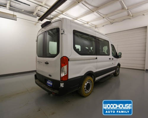 2019 Transit 150 Med Roof 4x2,  Passenger Wagon #T190791 - photo 5