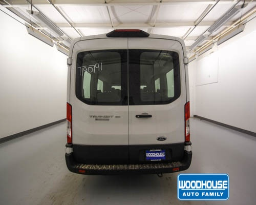 2019 Transit 150 Med Roof 4x2,  Passenger Wagon #T190791 - photo 6