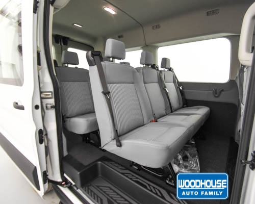 2019 Transit 150 Med Roof 4x2,  Passenger Wagon #T190791 - photo 8